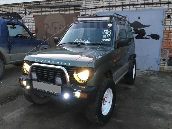 Mitsubishi Pajero Mini, 1998 год, 120 000 руб.
