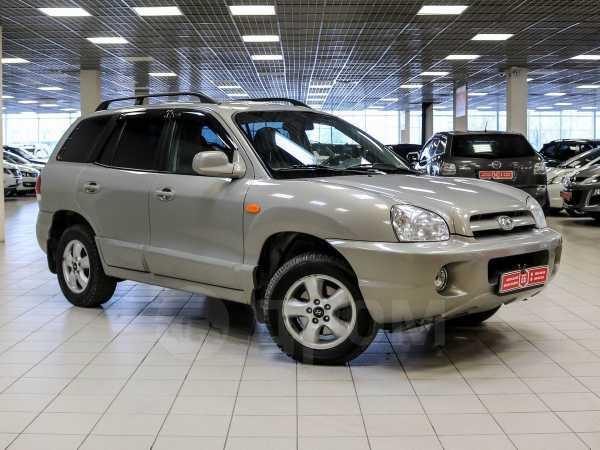 Hyundai Santa Fe Classic, 2007 год, 460 000 руб.
