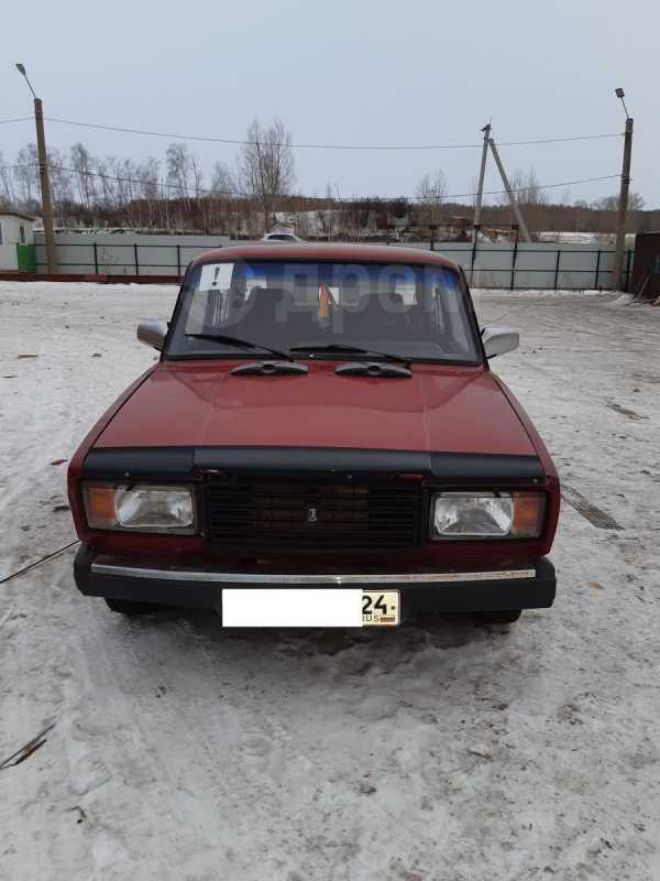 Лада 2107, 1995 год, 70 000 руб.