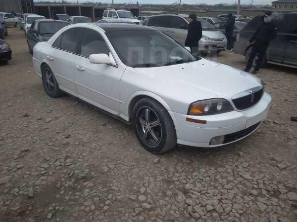 Lincoln LS, 2001 год, 400 000 руб.