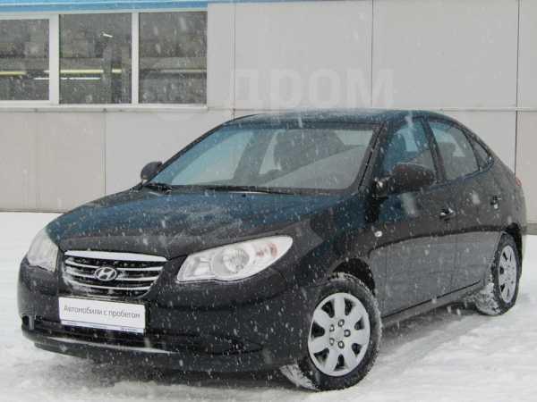 Hyundai Elantra, 2010 год, 444 375 руб.