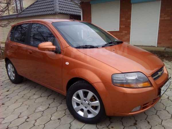 Chevrolet Aveo, 2006 год, 249 000 руб.