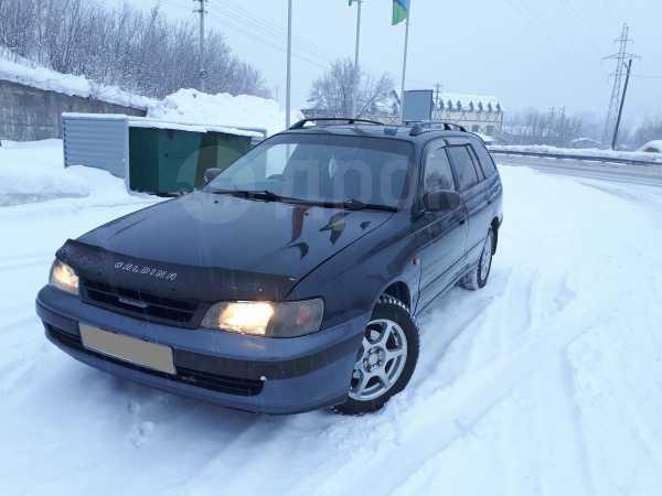 Toyota Caldina, 1995 год, 189 000 руб.