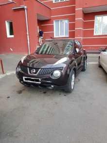 Орел Nissan Juke 2012