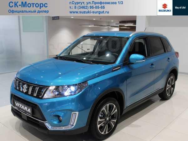 Suzuki Vitara, 2019 год, 1 679 000 руб.