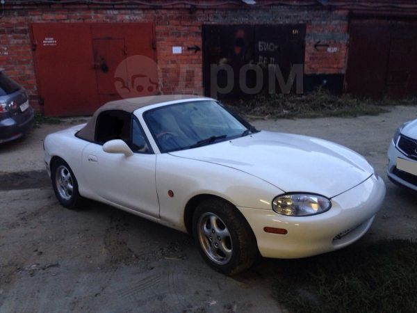 Mazda Roadster, 1999 год, 450 000 руб.