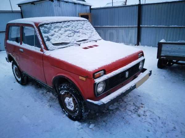 Лада 4x4 2121 Нива, 1981 год, 45 000 руб.