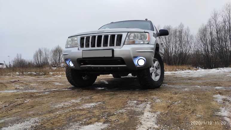 Jeep Grand Cherokee, 2004 год, 620 000 руб.