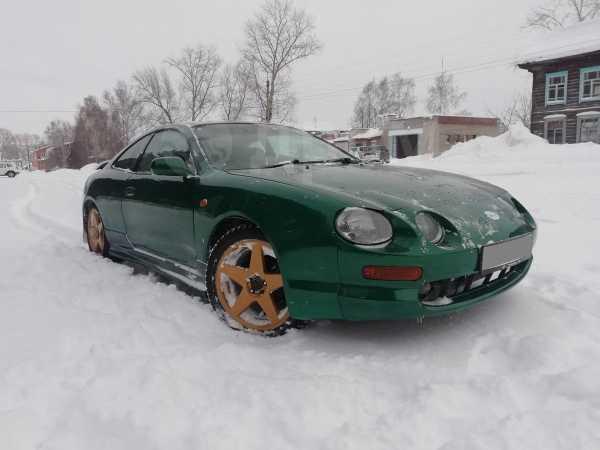 Toyota Celica, 1997 год, 275 000 руб.