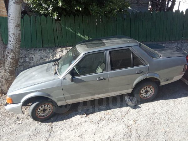 Ford Orion, 1988 год, 55 000 руб.