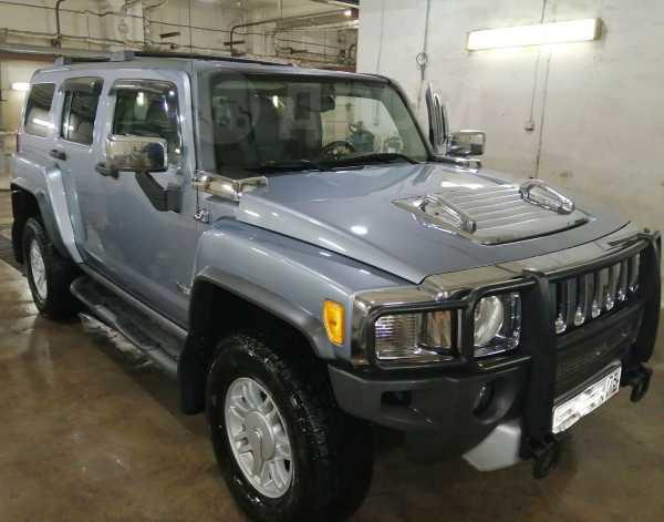 Hummer H3, 2008 год, 1 350 000 руб.
