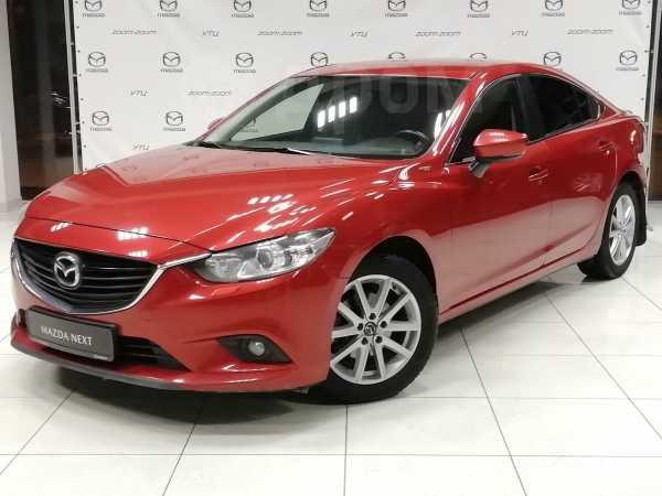 Mazda Mazda6, 2017 год, 1 220 000 руб.