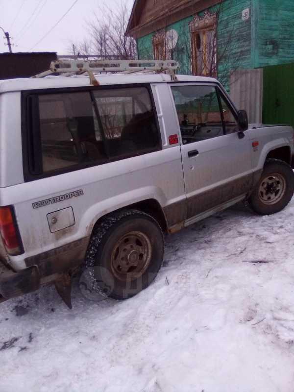Isuzu Trooper, 1988 год, 110 000 руб.
