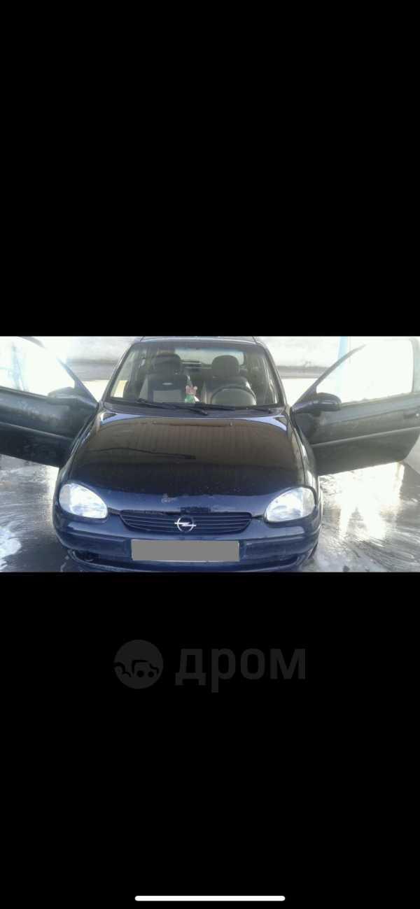 Opel Corsa, 1999 год, 105 000 руб.
