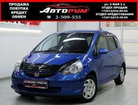 Красноярск Honda Fit 2005