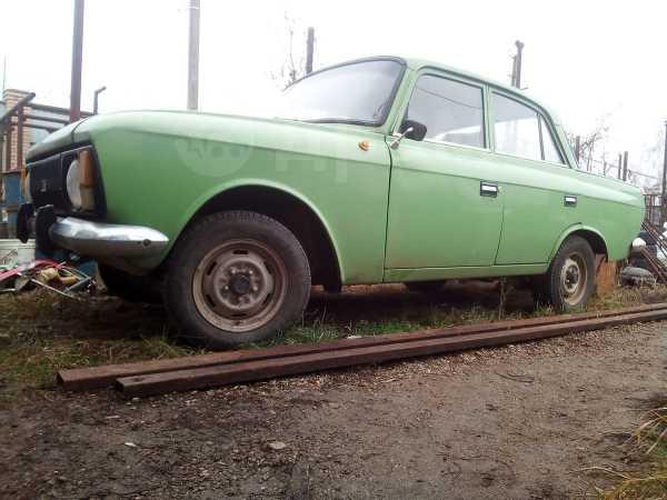 Москвич 412, 1992 год, 35 000 руб.