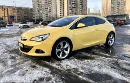 Москва Astra GTC 2014