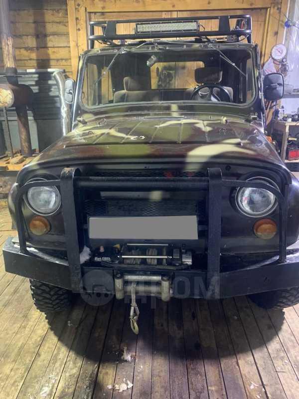 УАЗ 469, 1983 год, 160 000 руб.