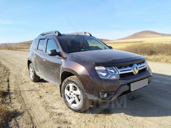 Renault Duster, 2017 год, 750 000 руб.