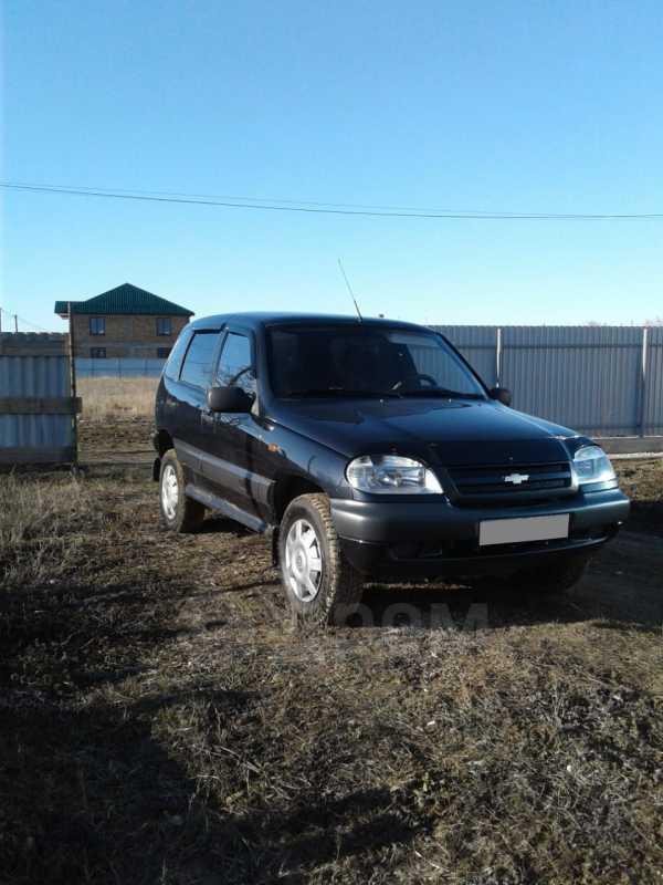 Chevrolet Niva, 2008 год, 267 000 руб.