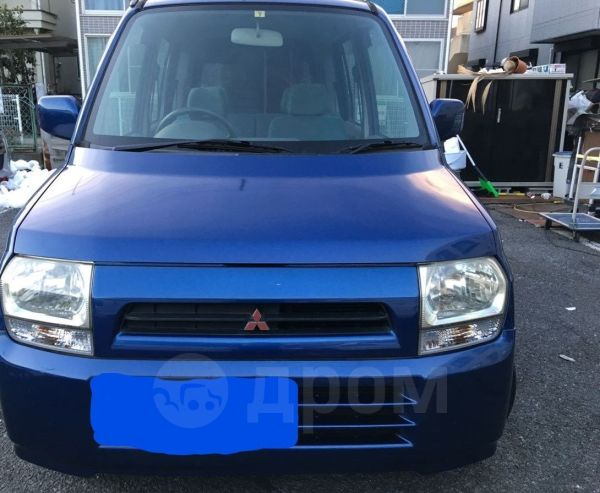 Mitsubishi Toppo BJ, 1999 год, 465 000 руб.