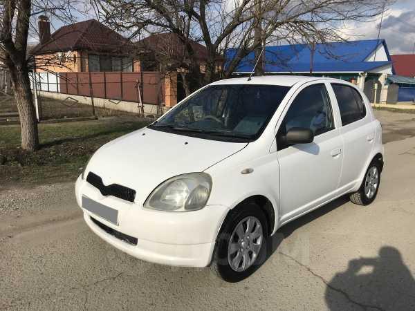 Toyota Vitz, 2000 год, 154 000 руб.