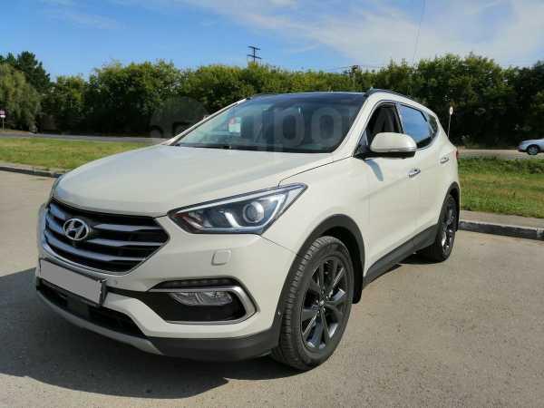 Hyundai Santa Fe, 2015 год, 1 400 000 руб.