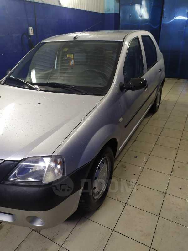 Dacia Logan, 2008 год, 249 000 руб.