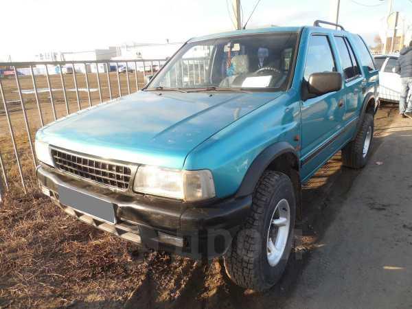 Opel Frontera, 1995 год, 180 000 руб.
