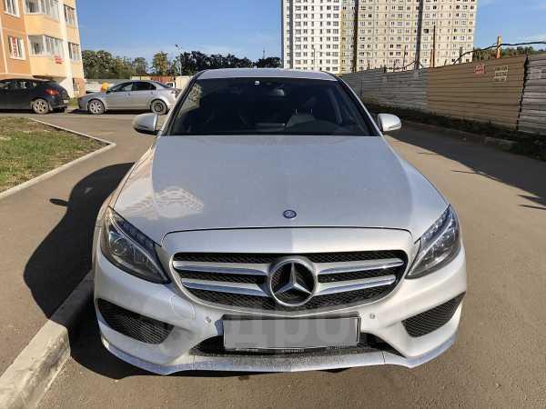 Mercedes-Benz C-Class, 2017 год, 1 550 000 руб.