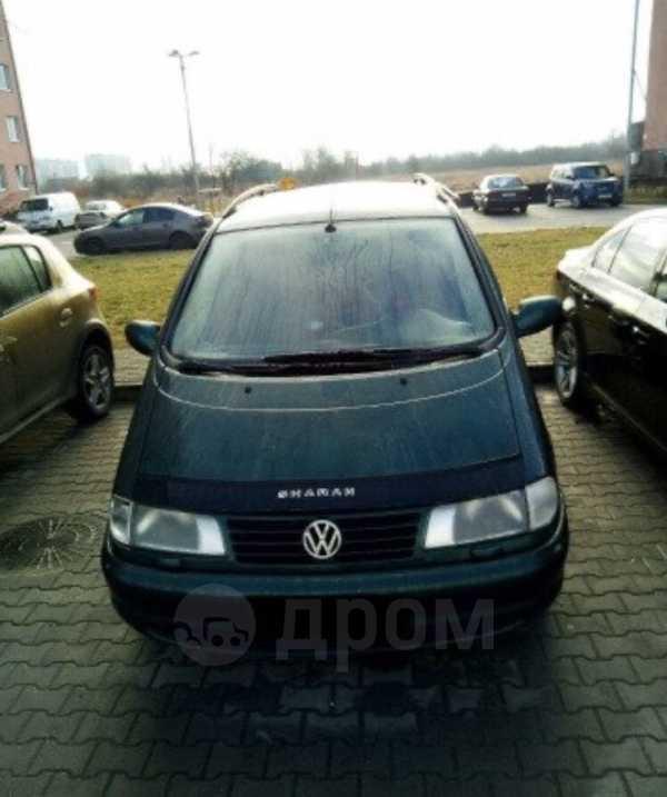Volkswagen Sharan, 1997 год, 250 000 руб.