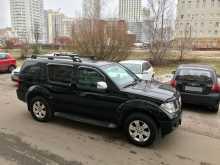 Москва Pathfinder 2009