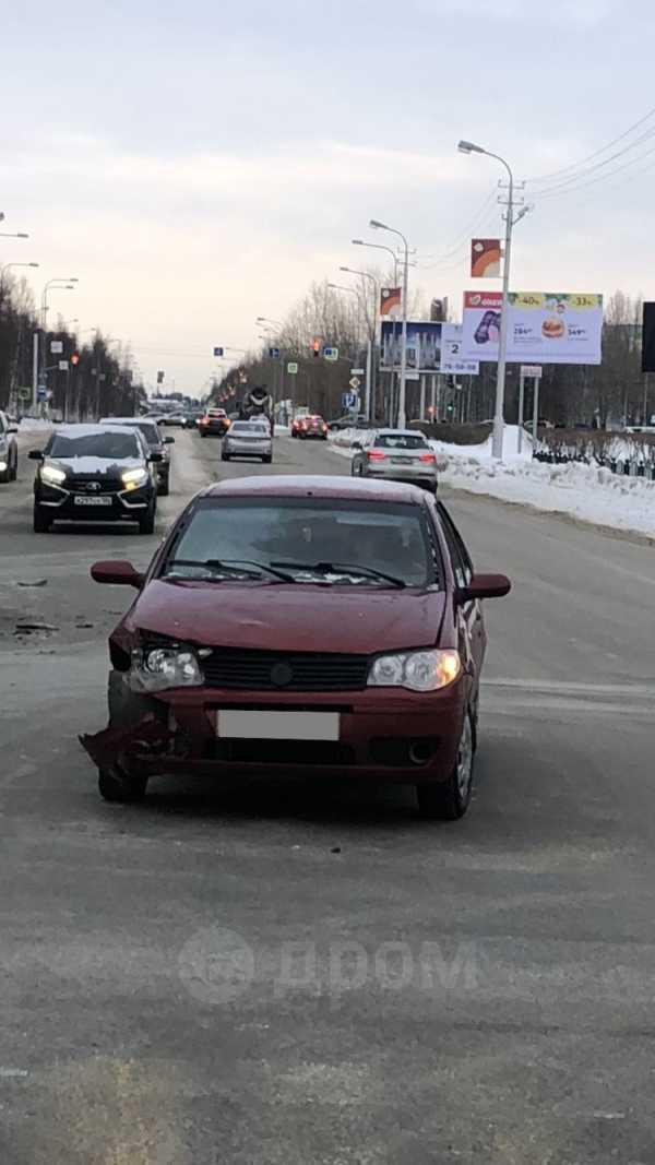 Fiat Albea, 2011 год, 140 000 руб.
