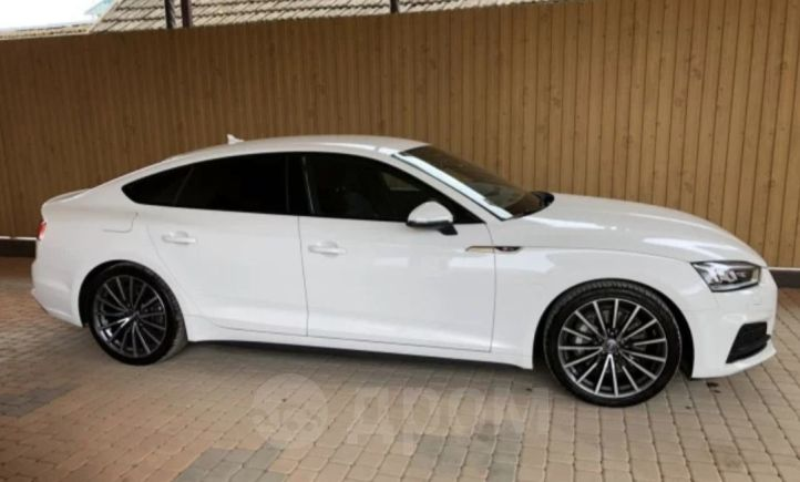 Audi A5, 2017 год, 2 500 000 руб.