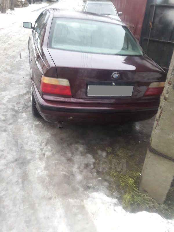 BMW 3-Series, 1991 год, 115 000 руб.