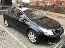 Москва Avensis 2010