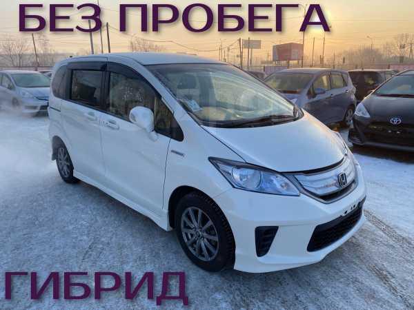 Honda Freed, 2012 год, 670 000 руб.