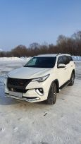 Toyota Fortuner, 2017 год, 2 700 000 руб.