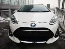 Владивосток Toyota Aqua 2019