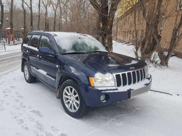 Jeep Grand Cherokee, 2006 год, 690 000 руб.