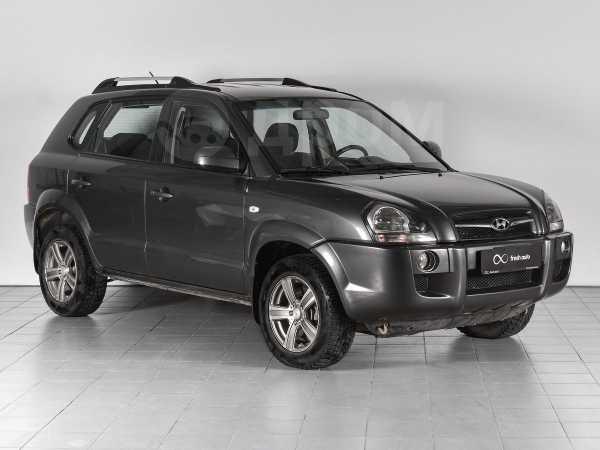Hyundai Tucson, 2008 год, 624 000 руб.