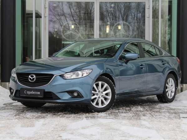 Mazda Mazda6, 2018 год, 1 220 000 руб.