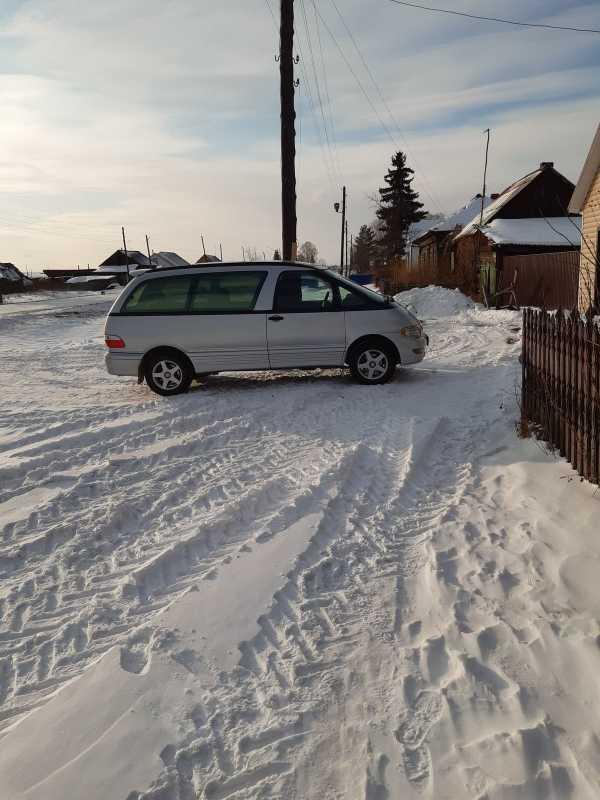 Toyota Estima Lucida, 1999 год, 300 000 руб.