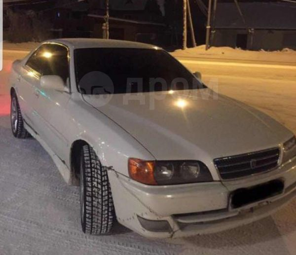 Toyota Chaser, 1999 год, 210 000 руб.