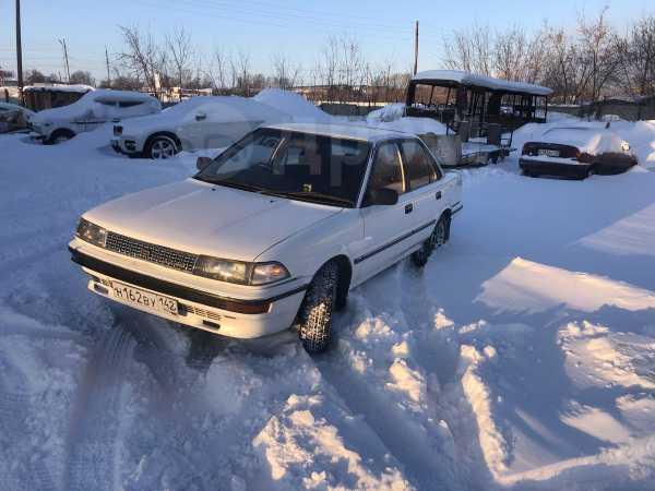 Toyota Corolla, 1988 год, 77 000 руб.