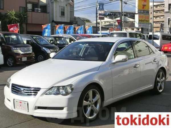 Toyota Mark X, 2007 год, 390 000 руб.