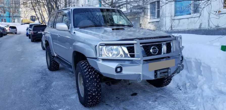 Nissan Patrol, 2006 год, 1 750 000 руб.