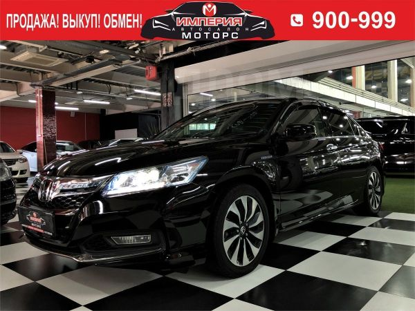 Honda Accord, 2014 год, 1 349 000 руб.