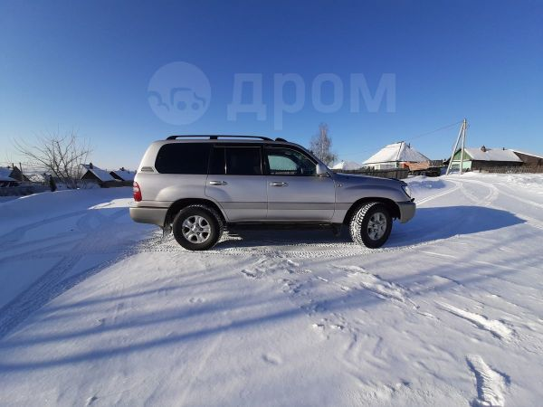 Toyota Land Cruiser, 2001 год, 950 000 руб.