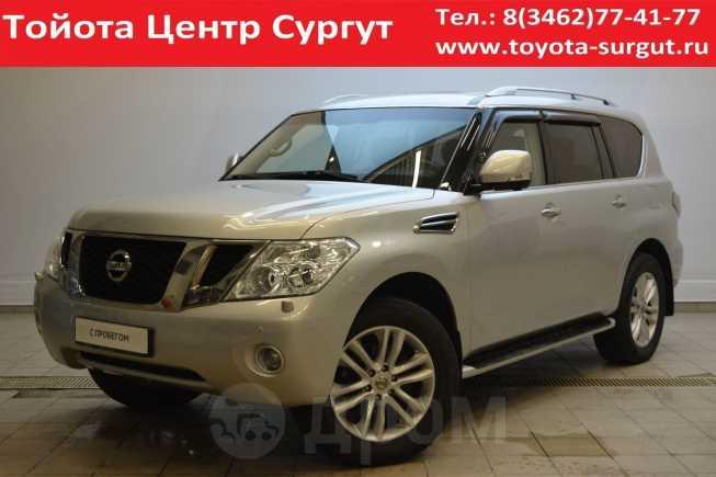 Nissan Patrol, 2012 год, 1 465 000 руб.
